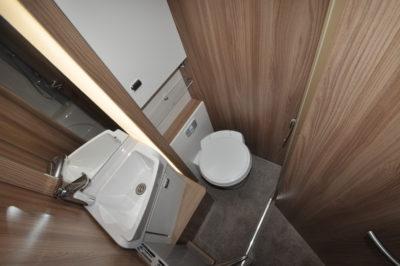 Swift Bessacarr 599 Washroom