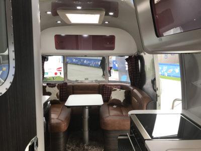 Airstream Missouri lounge