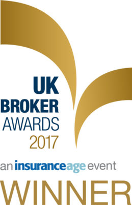 Insurance award winner logo