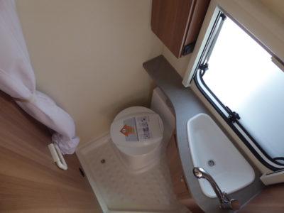 Weinsberg CaraOne WC