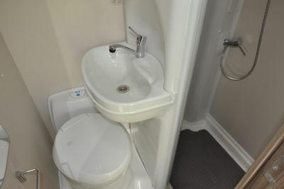 Auto-Sleeper Bourton WC