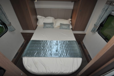 Buccaneer Barracuda double bed