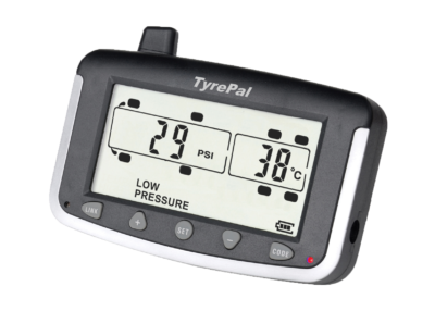 TyrePal monitor