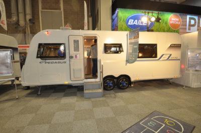 Bailey Pegasus GT70 Palermo Exterior