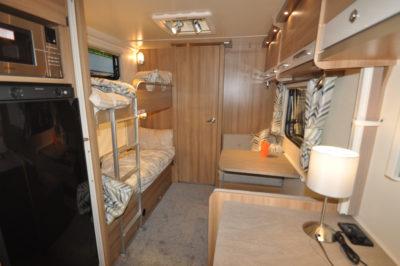 Bailey Pegasus GT70 Palermo Interior