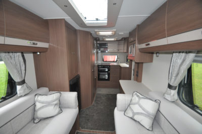 Elddis Affinity 462 interior