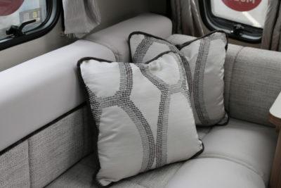 Elddis Affinity 462 upholstery fabric