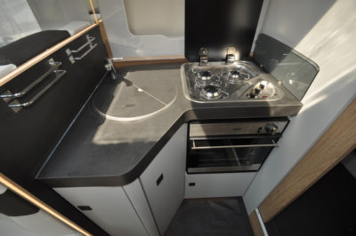 Roller Team Pegaso 740 kitchen