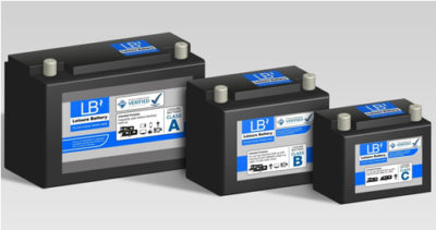 Motorhome Leisure batteries
