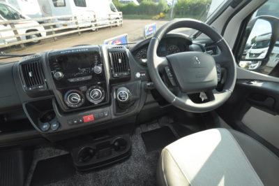 Auto-Sleeper Fairford Cab