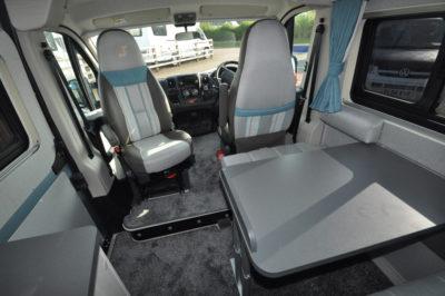 Auto-Sleeper Fairford Seating