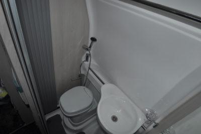 Auto-Sleeper Fairford Washroom