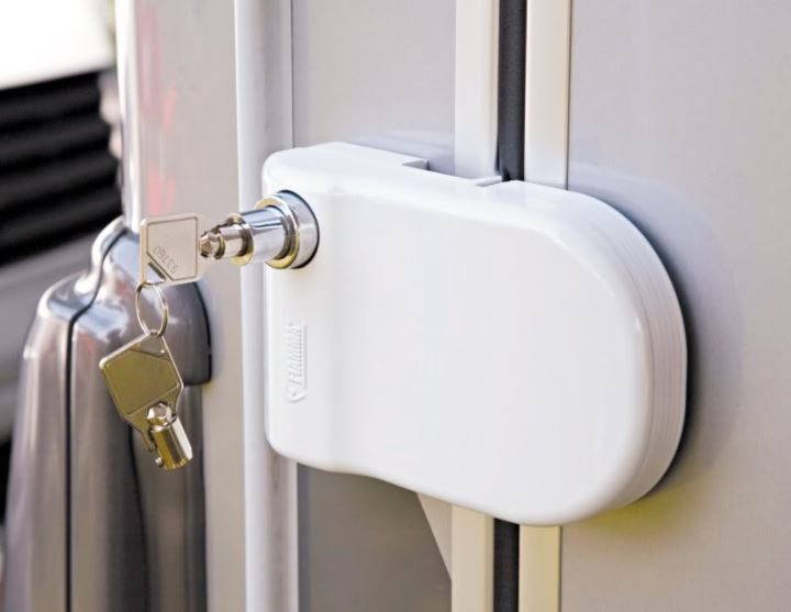 Security Locks For Your Caravan Or Motorhome Caravan Guard