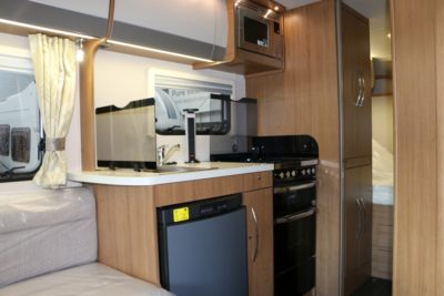 Auto-Trail Imala 732 Kitchen