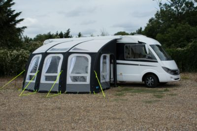 Motor Ace AIR 400 Motorhome Awning