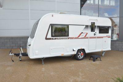 2018 Bailey Unicorn Seville caravan thumbnail