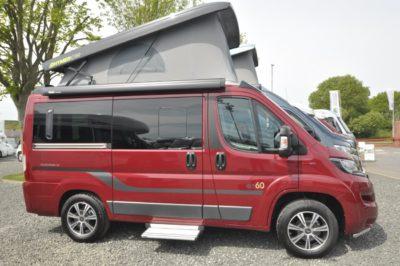 2018 HymerCar Sydney GT60 Limited campervan thumbnail