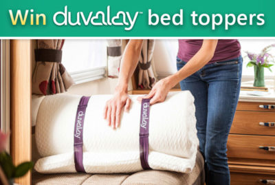 Win two Duvalay bed toppers – plus discount code thumbnail