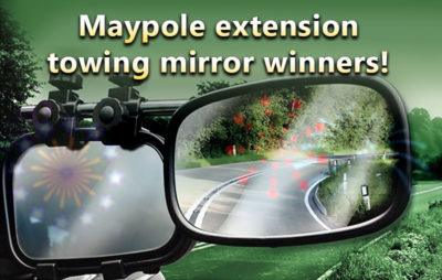 Three lucky caravanners win Maypole towing mirrors thumbnail