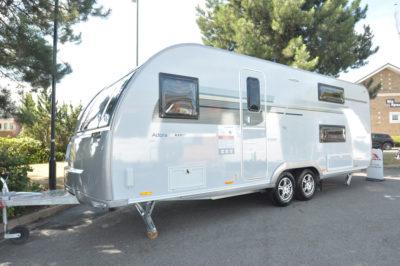 2019 Adria Adora 623 DT Sava caravan thumbnail