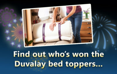 Motorhomer wins Duvalay bed toppers thumbnail